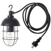 Brilliant Utsira 96350/63 hanglamp antraciet