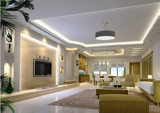 Inspiratie verlichting woonkamer